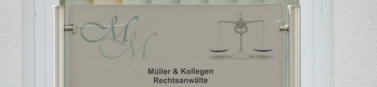 Rechtsanwälte Müller & Kollegen